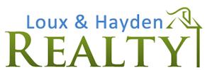 Loux & Hayden Realty, Website Redesign by Diamond eVentures, Cass County, MI